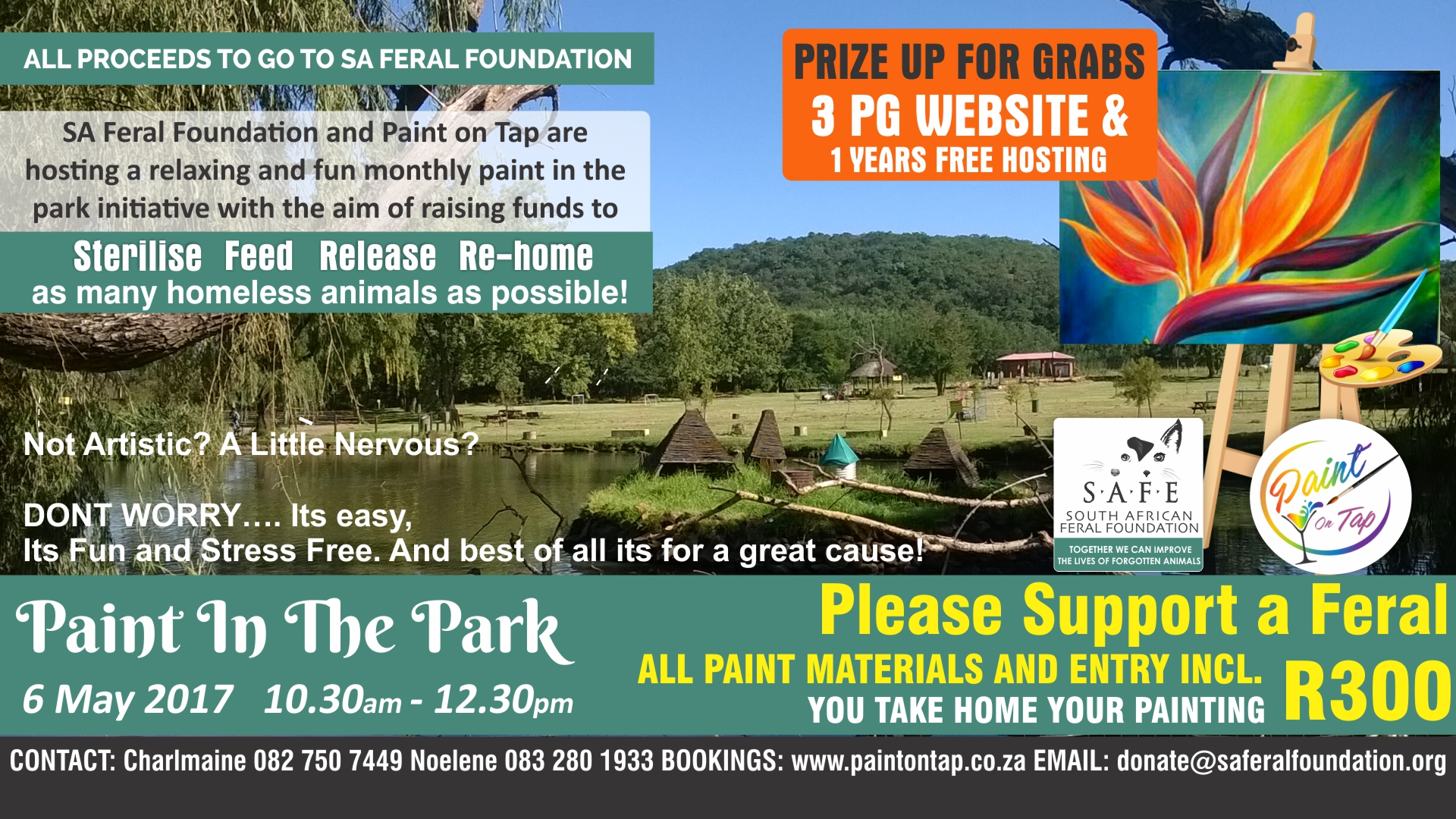 Paint in the Park